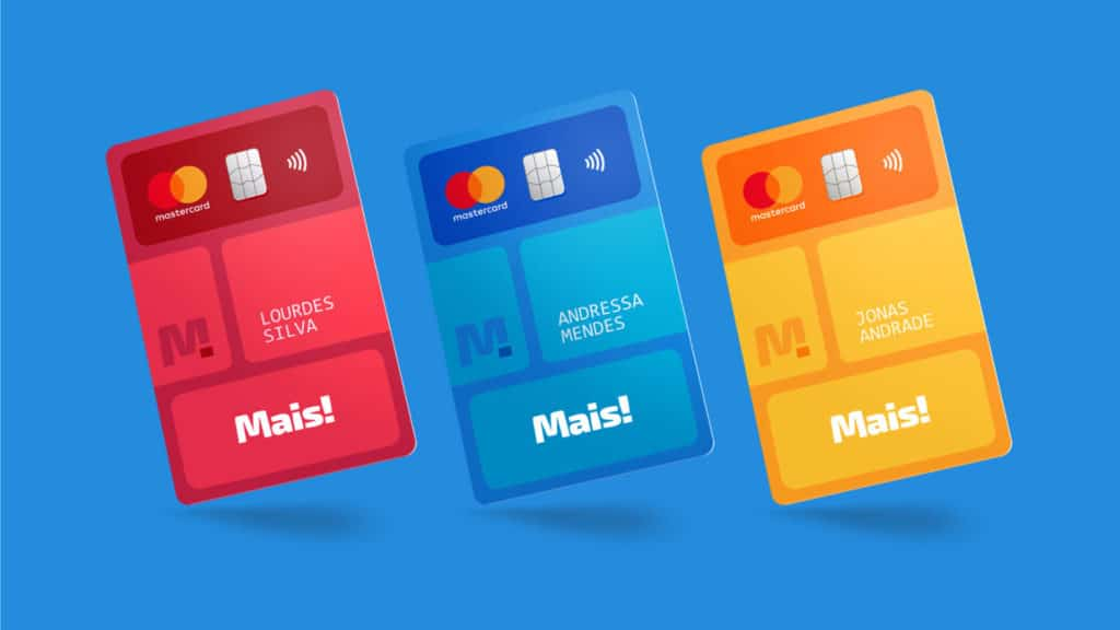 Cartão de crédito Mais