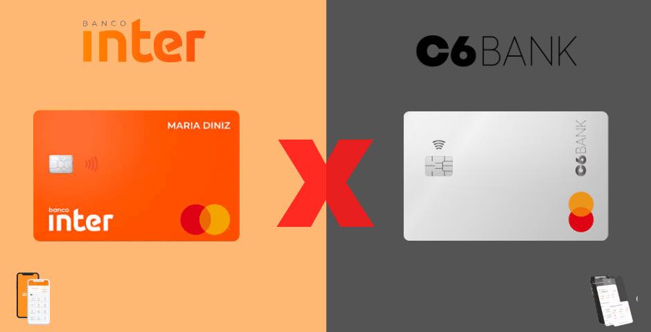 C6 Bank ou Inter