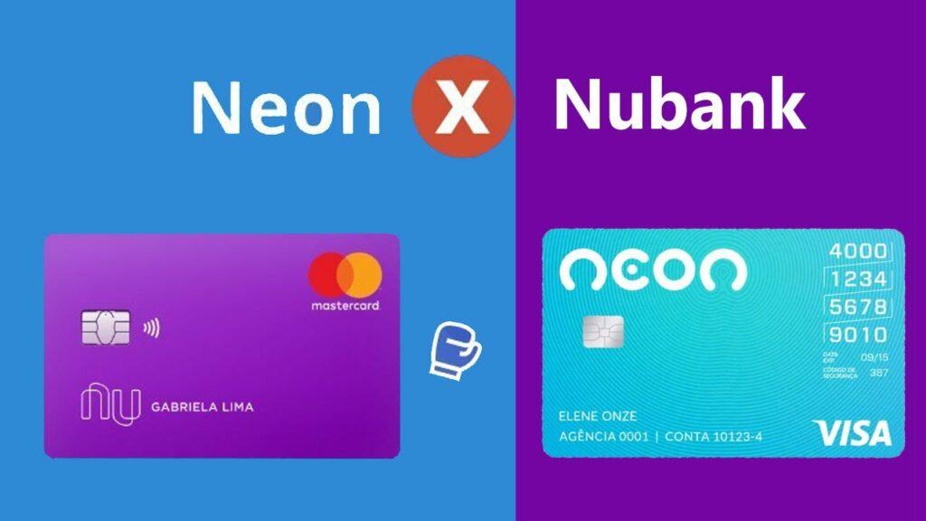 Nubank ou Neon?