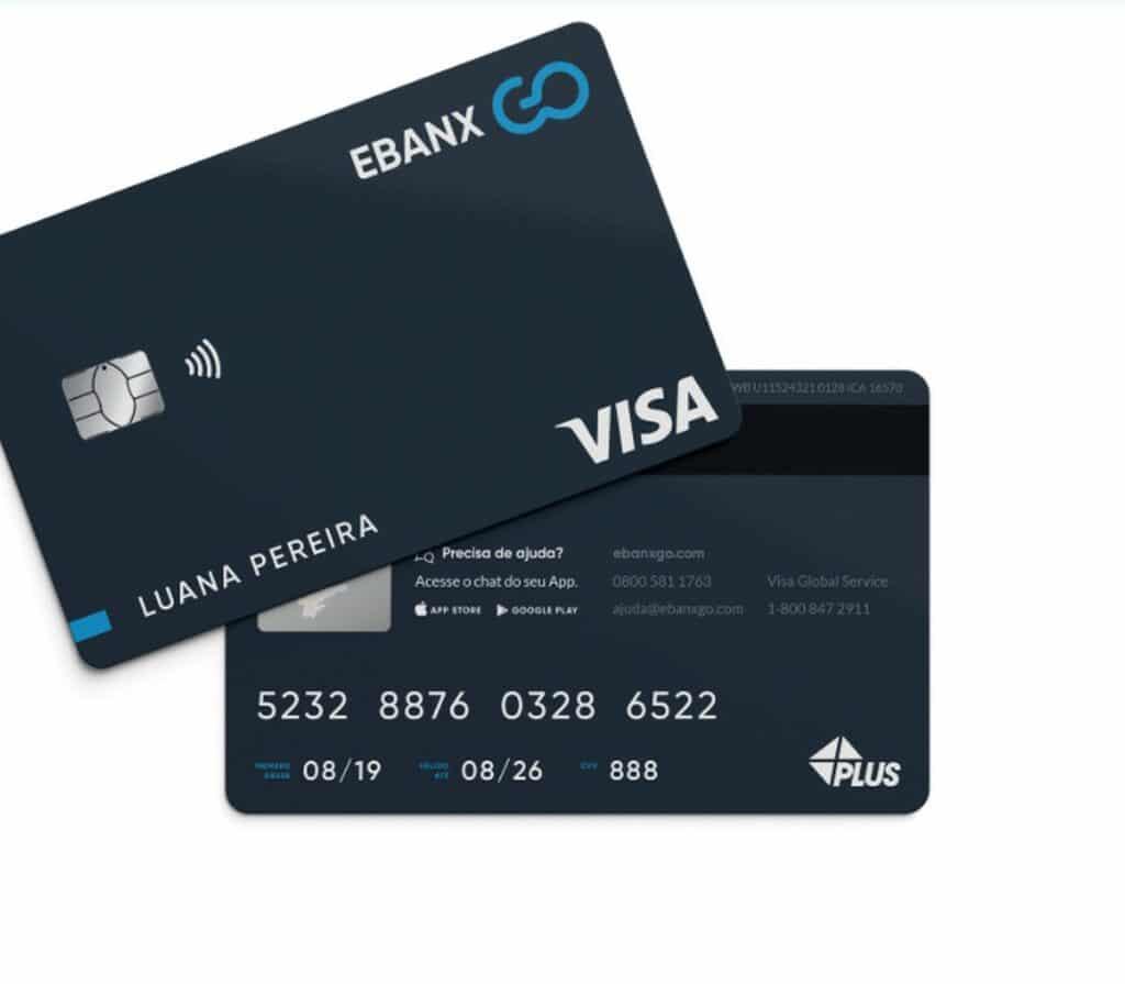 cartão de crédito Ebanx