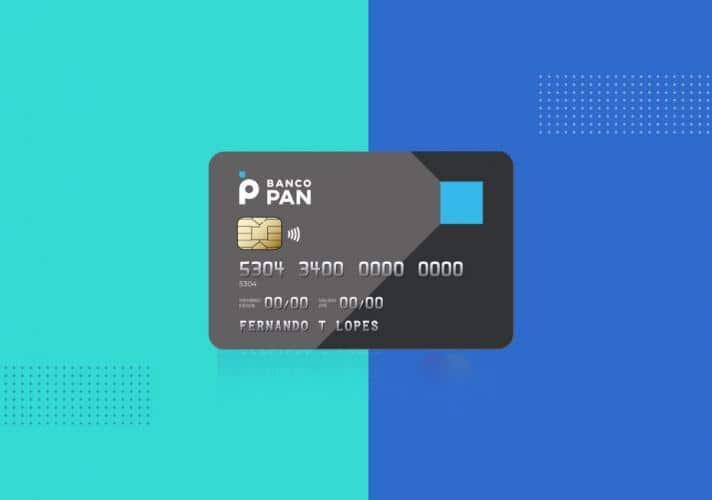 cartão de crédito Pan