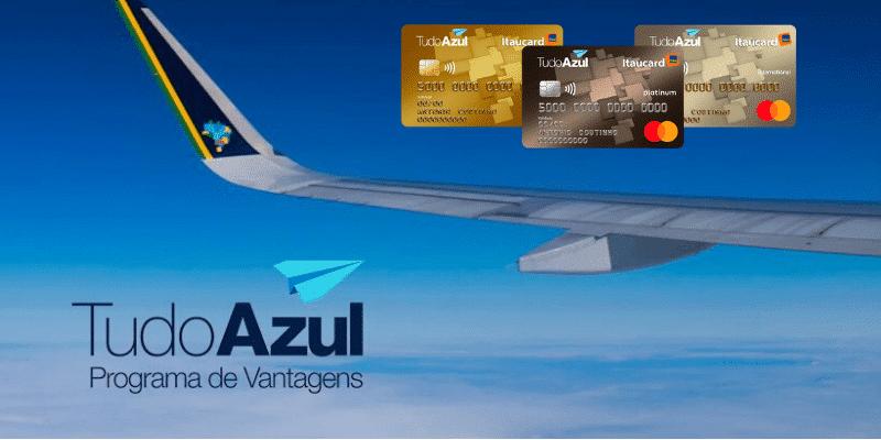 cartão de crédito TudoAzul