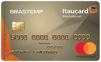 Brastemp Itaucard Gold