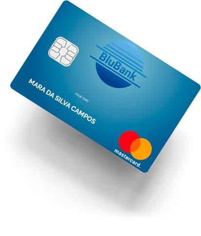Cartão de crédito Blubank