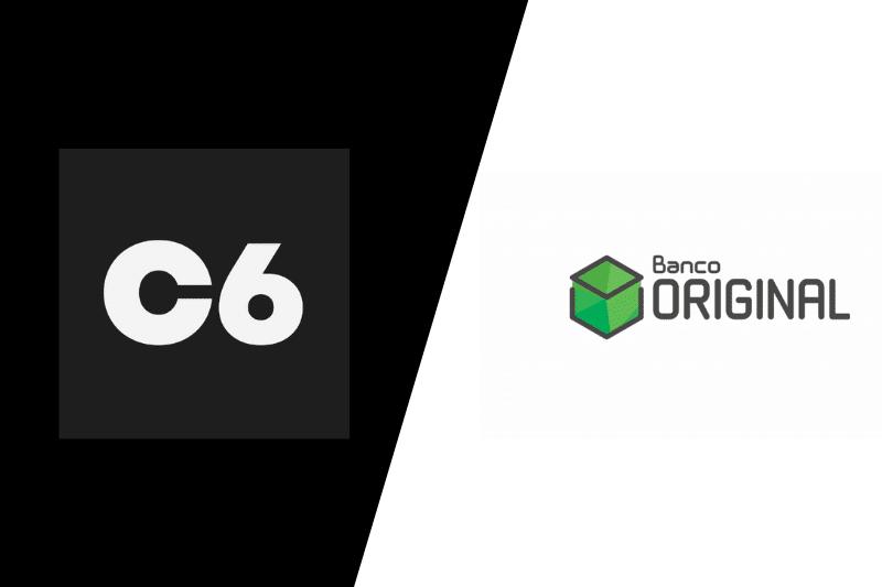 C6 Bank ou Banco original
