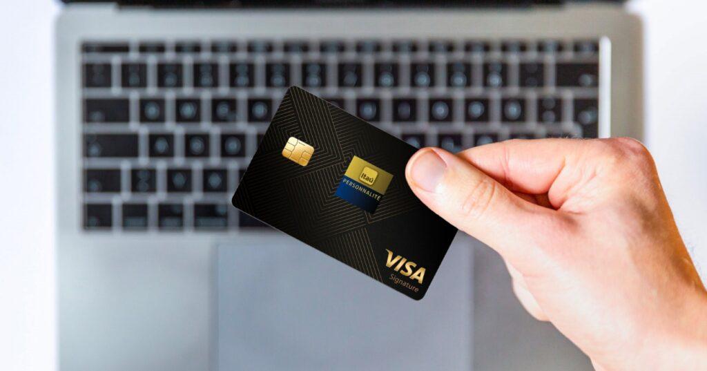 Cartão de crédito Visa Infinite Personnalité