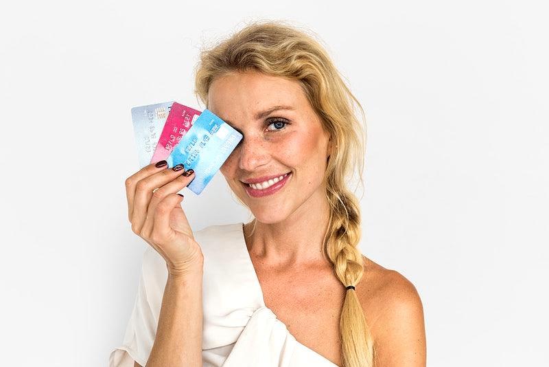 Cartões de crédito Losango