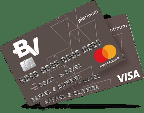 cartão BV Platinum