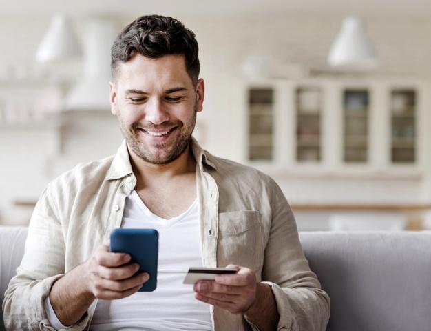 cartão de crédito com aprovação na hora