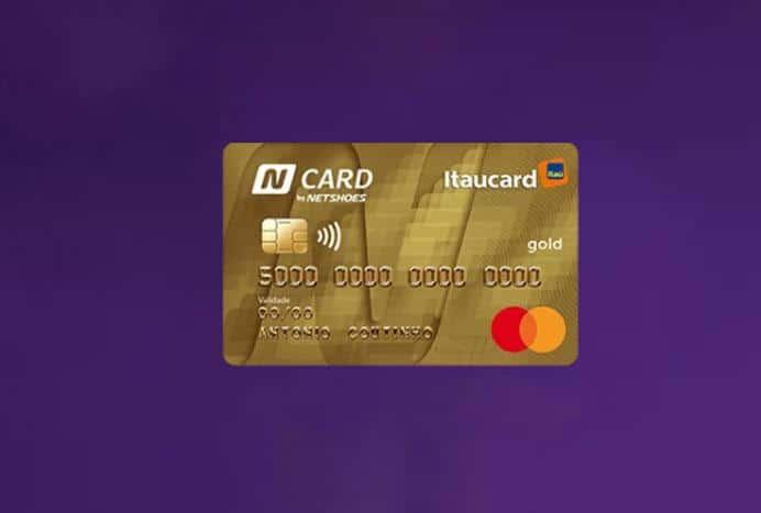 solicitar o cartão de crédito netshoes