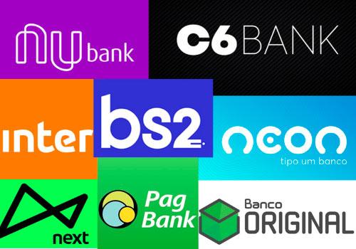 banco para a primeira conta