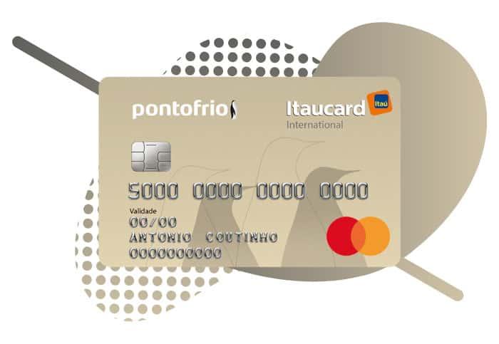 cartão de crédito pontofrio
