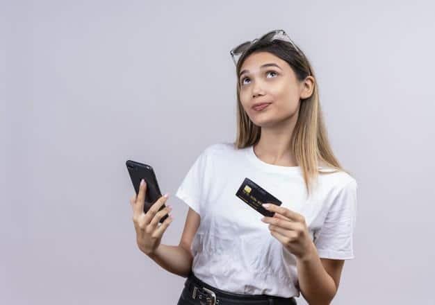 dúvidas sobre cartões de crédito