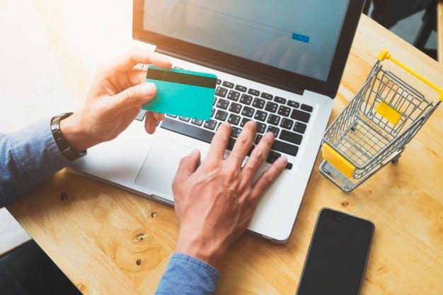 compras online na pandemia