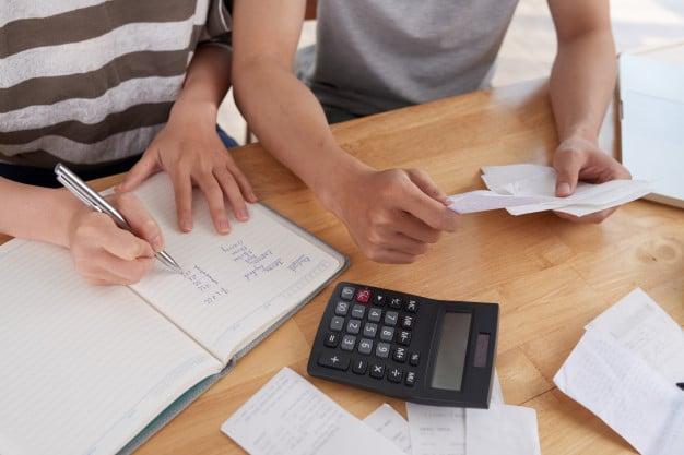 pagar um empréstimo