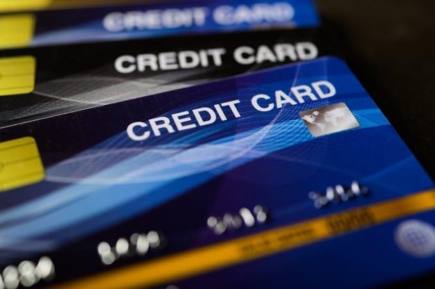 cartão de crédito negado