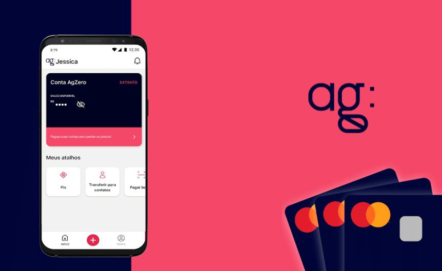 solicitar o cartão de crédito AgZero