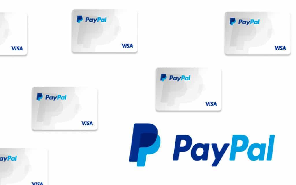solicitar o cartão PayPal internacional