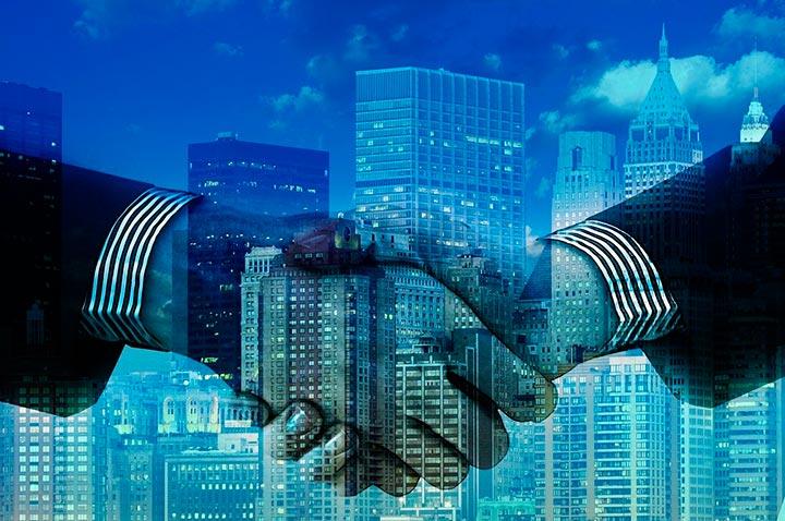 parceria entre Cielo e BNDES