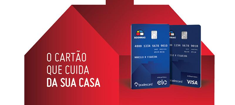 solicitar cartão de crédito sodimac