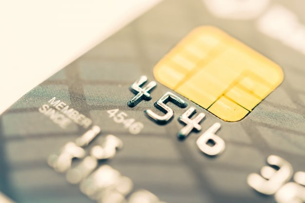 recursos de segurança do cartão
