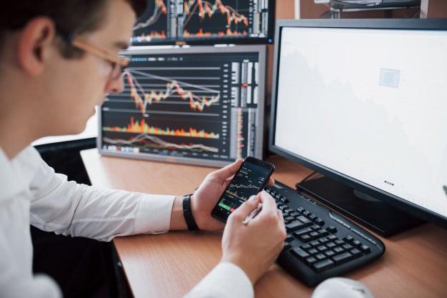 como negociar no mercado financeiro