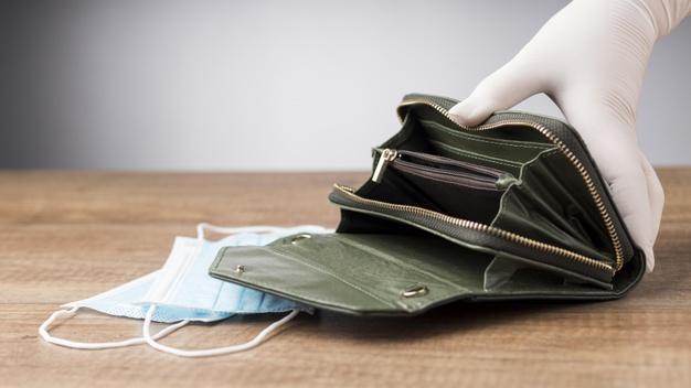 saúde financeira na pandemia