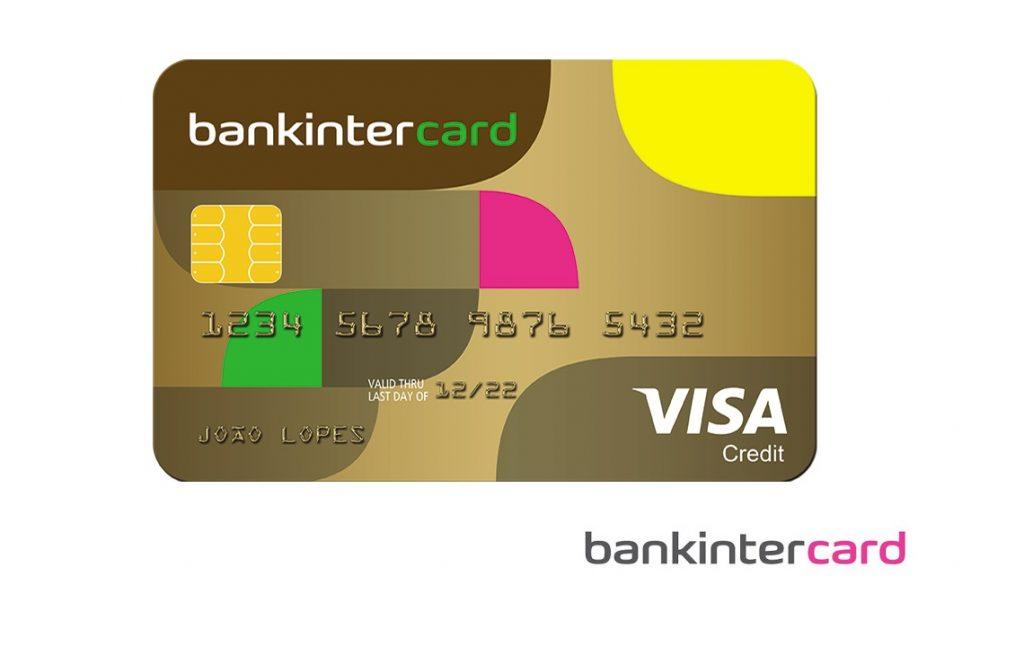 cartão de crédito bankinter gold