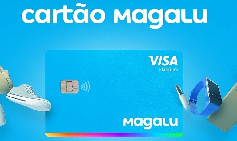 novo cartão de crédito Magalu