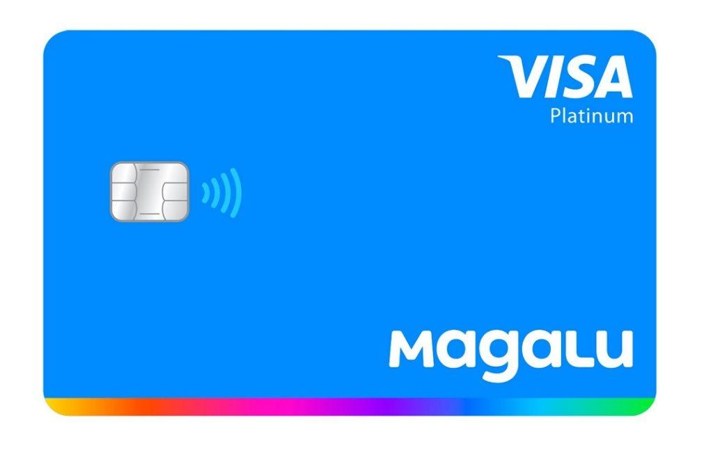 solicitar o novo cartão Magalu