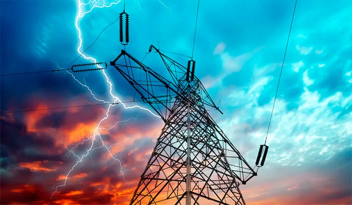 aumento na energia elétrica
