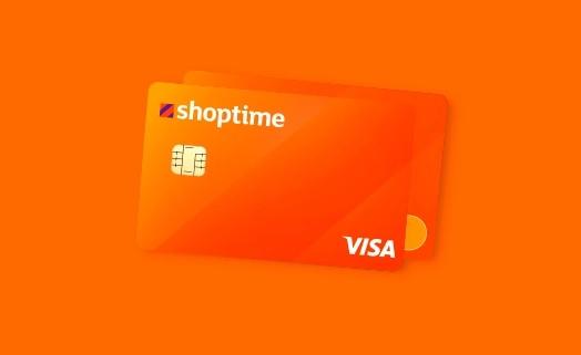 cartão de crédito shoptime
